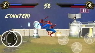 Superhero Spider Fight Part-2 | Superhero Vs Spider Hero Fighting Arena Revenge | Android GamePlay