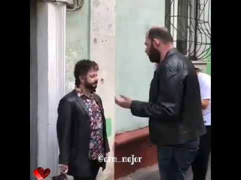 Миша Галустян. Жорик Вартанов