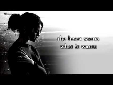 Selena Gomez - The heart wants what it wants + Intro (Lyrics) - YouTube