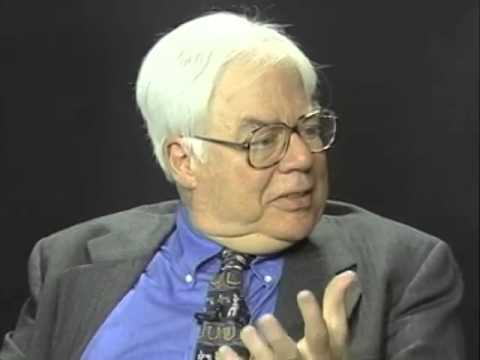 Richard Rorty on American Politics, the Left, and the New Left 1/2