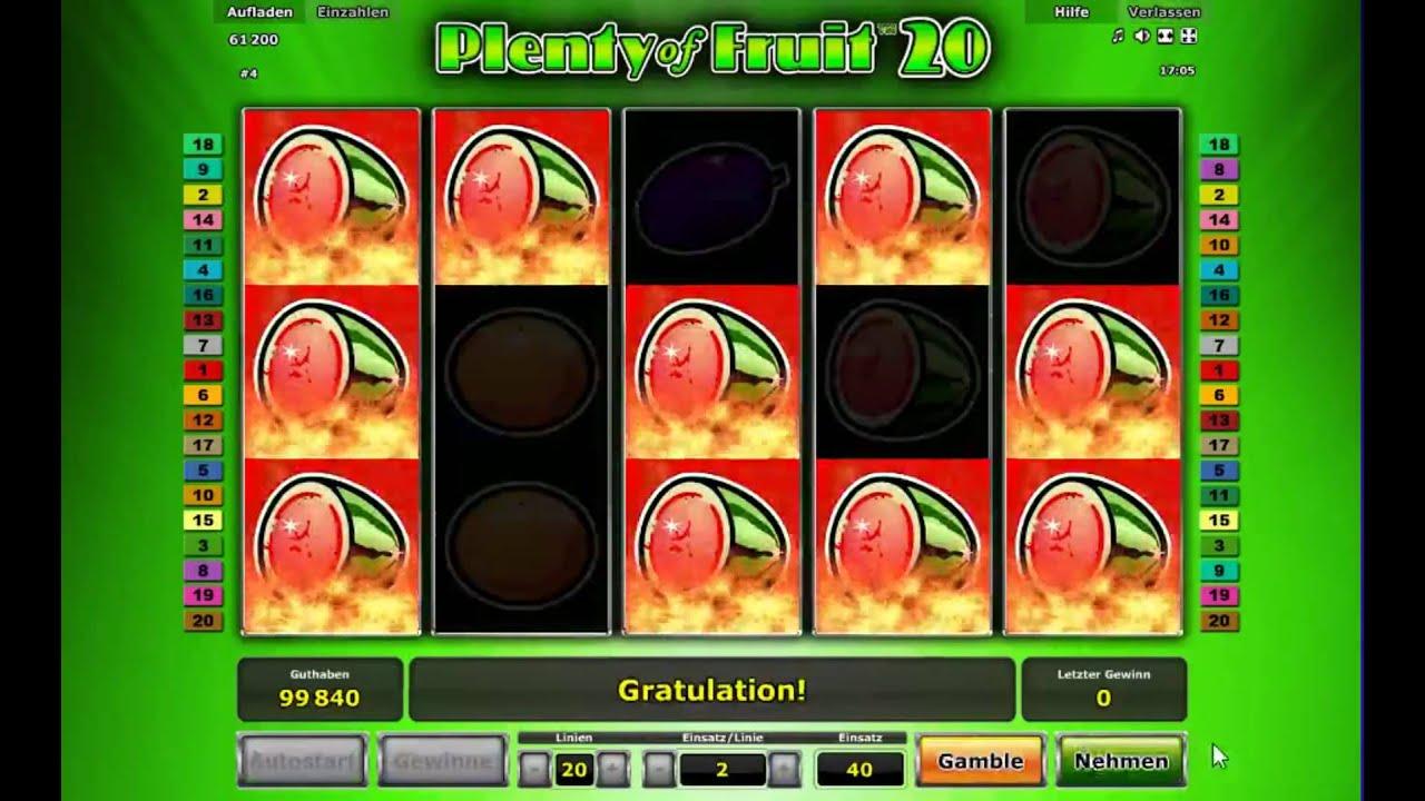Hot Fruits Kostenlos Spielen