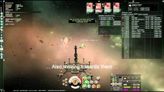 EvE Online - Unauthorized Military Presence L2 - Omen vs Angels