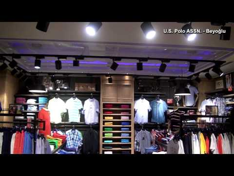 Lamp 83 - US Polo ASSN Retail Store Project - Beyoğlu / İstanbul