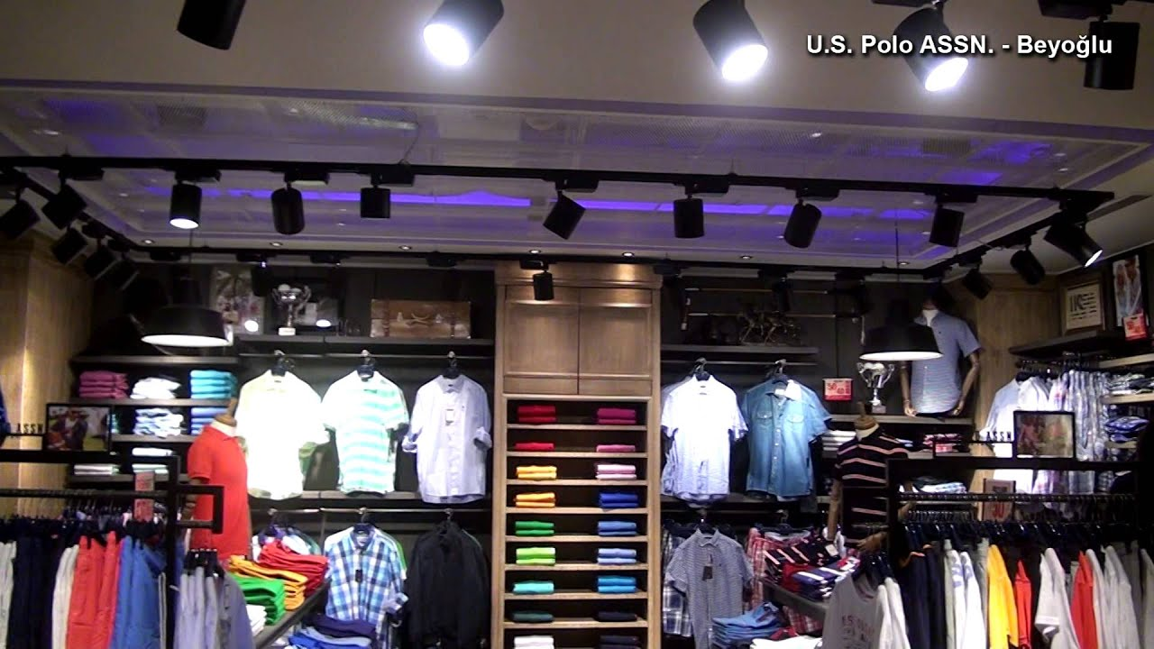 Lamp 83 us polo assn retail store project beyo lu stanbul youtube - Polo garage turkiye online shop ...