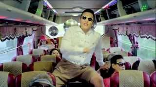 Download Gangnam style mashup (Gangnam Style, Moves Like Jagger,and Sexy and I Know It) MP3 song and Music Video