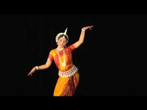 Odissi Abhinaya 'Dheera Sameere'