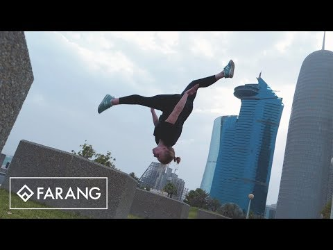 Farang's First Day in Doha | Bounce Inc Middle East Tour