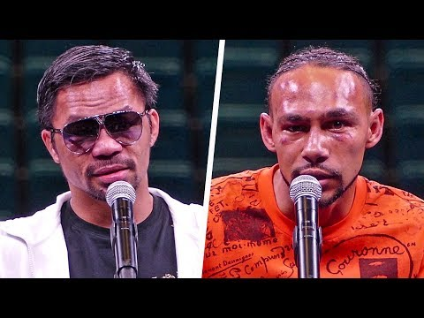 Baixar Manny Pacquiao vs. Keith Thurman FULL POST FIGHT PRESS CONFERENCE | Fox PBC Boxing