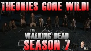 The Walking Dead Season 7 - Who Negan Killed Death Theories Going Crazy!