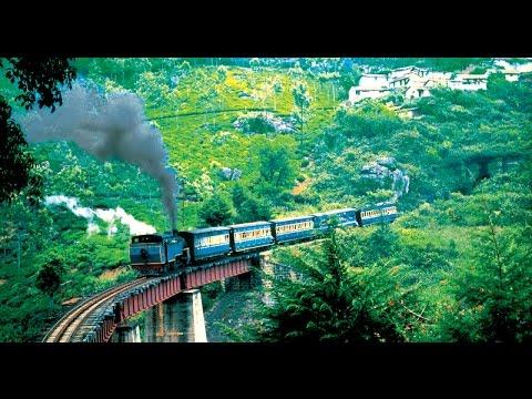 Nilgiri Mountain Railways Toy Train Tour| Mettupalyam To Ooty | Coonoor |