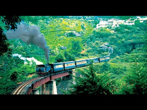 Nilgiri Mountain Railways Toy Train Tour| Mettupalyam To Ooty | Coonoor |