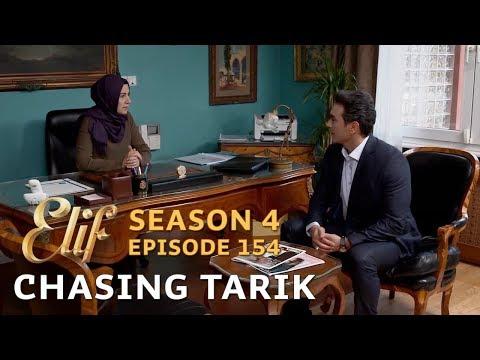 """""""Müsaadeniz olursa Tarık'ı takip etmek isterim."""" - Elif 714. Bölüm (English subtitles)"""
