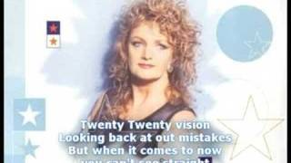 Watch Bonnie Tyler Make It Right Tonight video