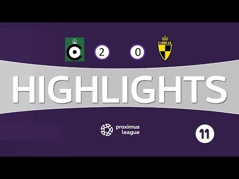Highlights NL / Cercle - Lierse 02/09/2017