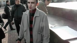 Выступление Сергея Тараньжина