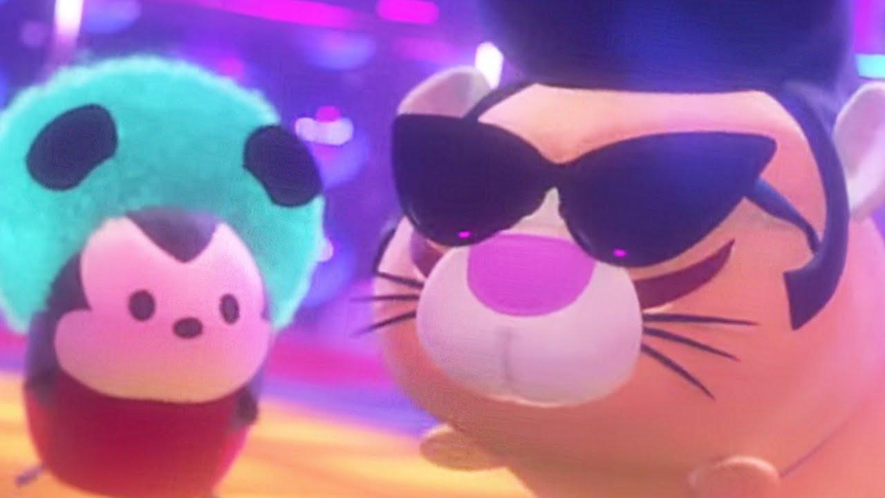 Tsum Tsum Disco | A Tsum Tsum short | Disney