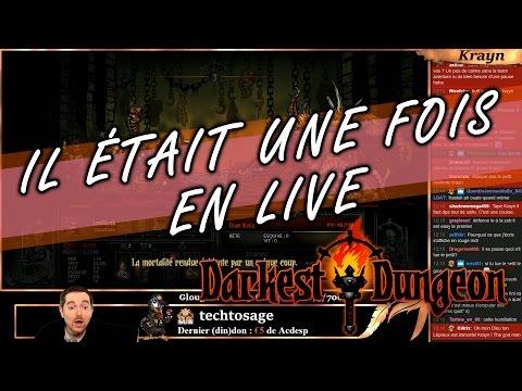 Il était une fois en Live : premier boss sur DARKEST DUNGEON !