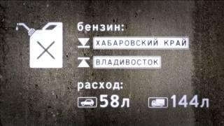 Дороги России - Владивосток - Хабаровск