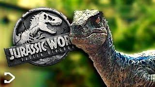Is Blue Going To DIE? - Jurassic World 2: Fallen Kingdom