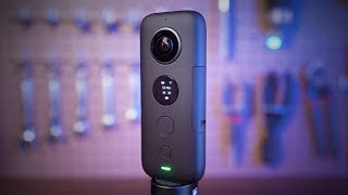 Insta360 ONE X - The Perfect Behind the Scenes Camera