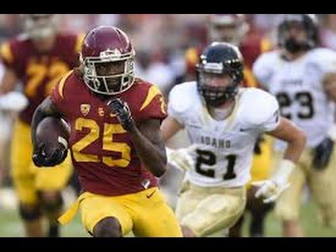USC Trojans Running Backs Preview / Ronald Jones, Justin Davis, Dominic Davis