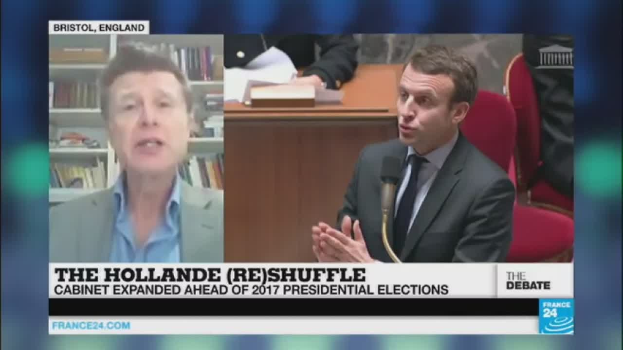 The Hollande (re)shuffle: Cabinet expanded ahead of 2017 ...
