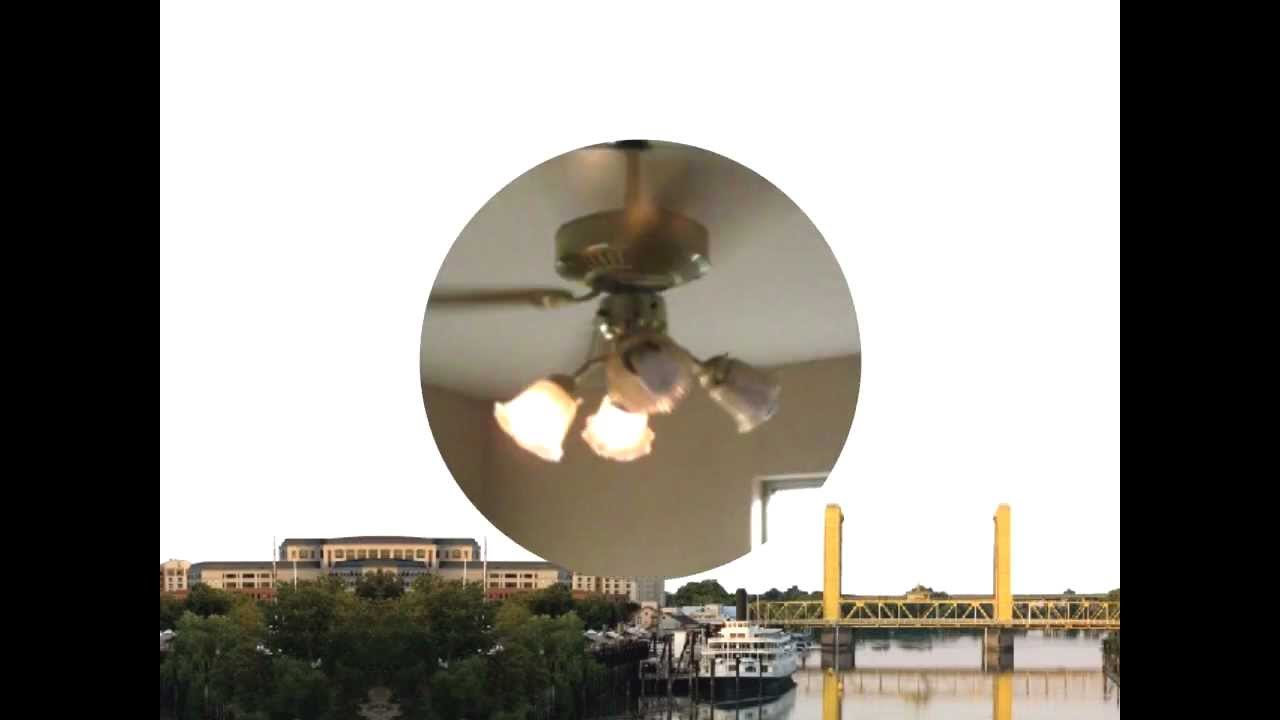 Is A Wobbly Ceiling Fan An Fha Loan Issue Insight From Sacramento Raiser You