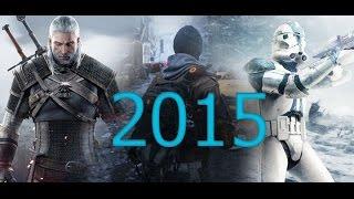 Топ игр 2015 - 2016 с лучшей графикой