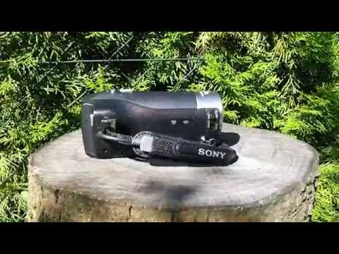Sony HDR-CX240E Test video