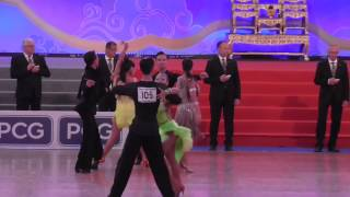the 7th king s cup open 2016 wdsf youth open qf cha cha gary shannen