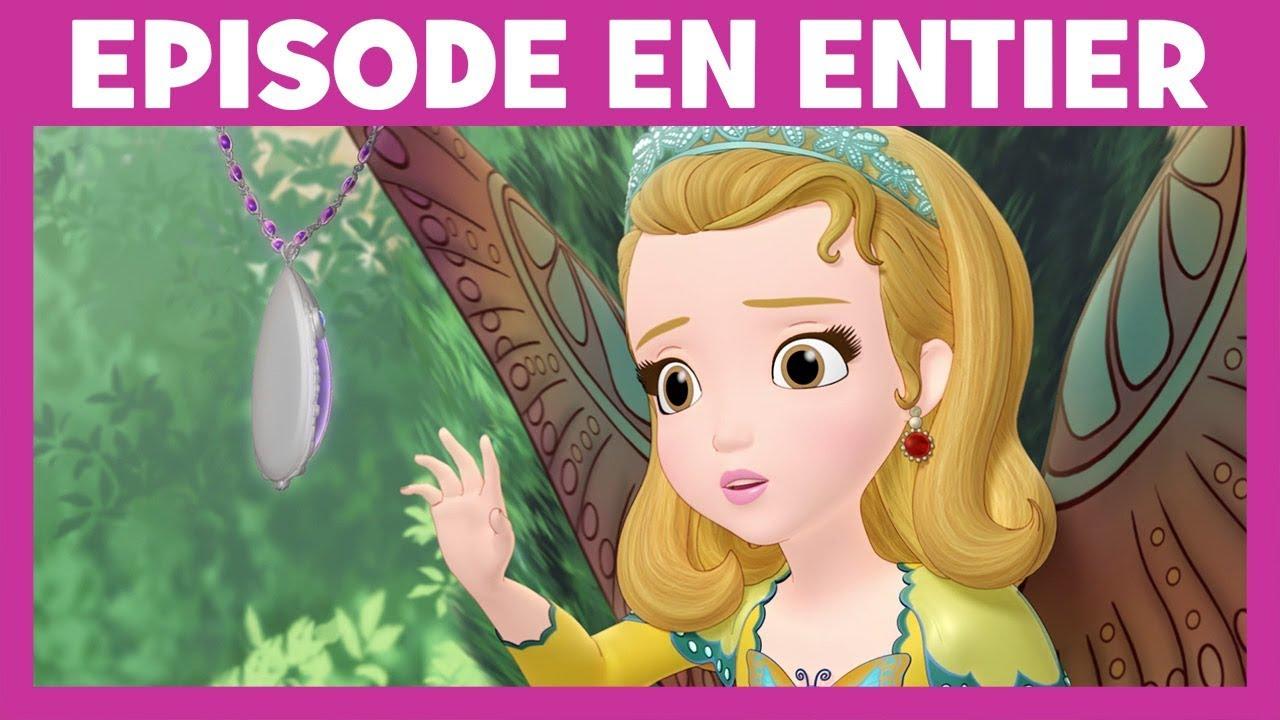 Princesse Sofia Moment Magique La Princesse Papillon Youtube