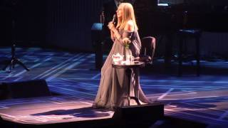 Barbra Streisand Happy Day's are here again 8/9/2016 United Center Live