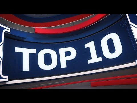Top 10 Plays of the Night: February 23, 2018