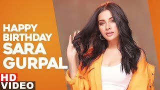 Birthday Wish | Sara Gurpal | Birthday Special | Latest Punjabi Songs 2019 | Speed Records