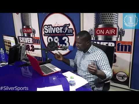 #SilverSports  - Obie Trice compares Pollack ,Lugarisic, Frimpong Manson & Duncan @Kotoko