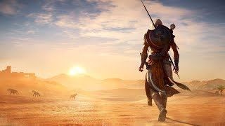 Прохождение Assassin's Creed Origins (Истоки) — Мой геймплей с презентации в Лондоне