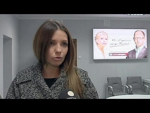 Family of Tymoshenko hope for her release