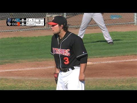 Pittsburg Diamonds vs San Rafael Pacifics pro Baseball August 19, 2017