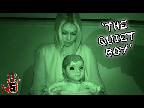 Top 5 Scary Ghost Videos That Can't Be Explained