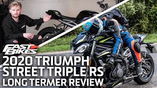 2020 Triumph Street Triple RS Long Termer Review: Would We Buy One?
