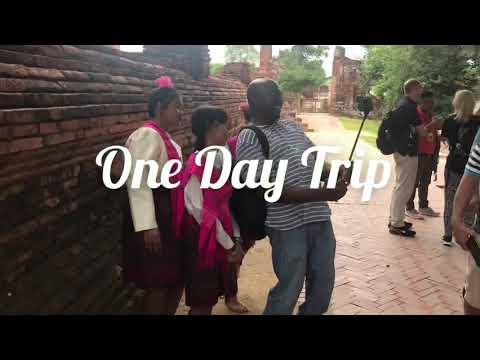 Talk And Trip At Ayutthaya ☀️🌈💦