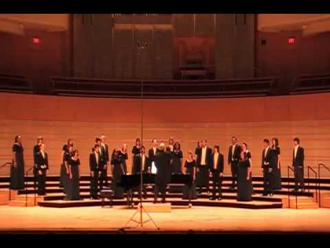 PHS Chamber Singers - Down by the Riverside