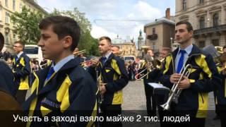 760-річчя Львова: у місті пройшов масштабний святковий парад(, 2016-05-07T20:54:33.000Z)