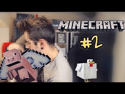 AuronPlay en Minecraft #2    Último capitulo me cansé de ser buena onda