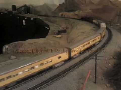 Model train for sale