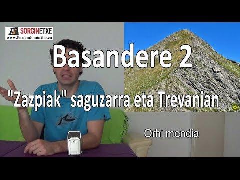"""Basandere 2. Mitoak: """"Zazpiak bat"""" eta Trevanian - Fernando Morillo Grande (Sorginetxe istorioak)"""