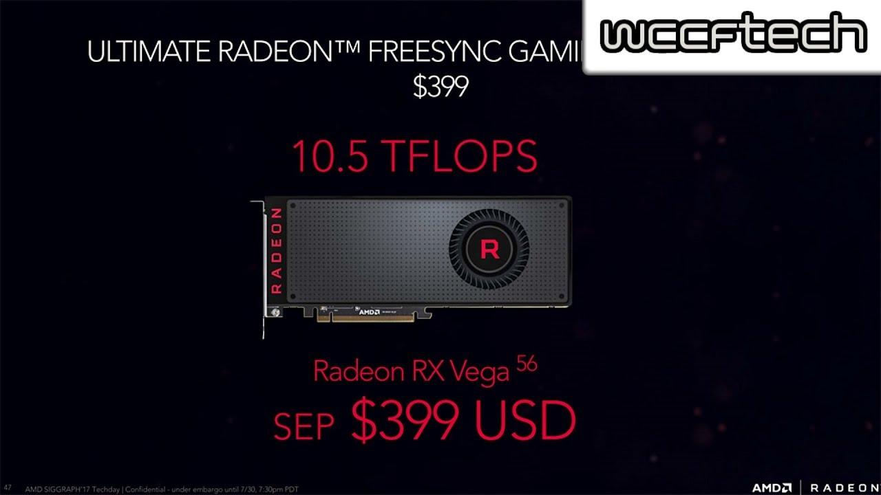 RX Vega 56 Flashed to Vega 64 Bios