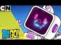 Teen Titans Go! | Robots are Taking Over the World | Cartoon Network