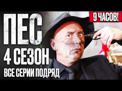 Сериал ПЕС - ПОЛНЫЙ 4 сезон - ВСЕ СЕРИИ ПОДРЯД (11-20) - ЧАСТЬ 2 | Сериалы ICTV