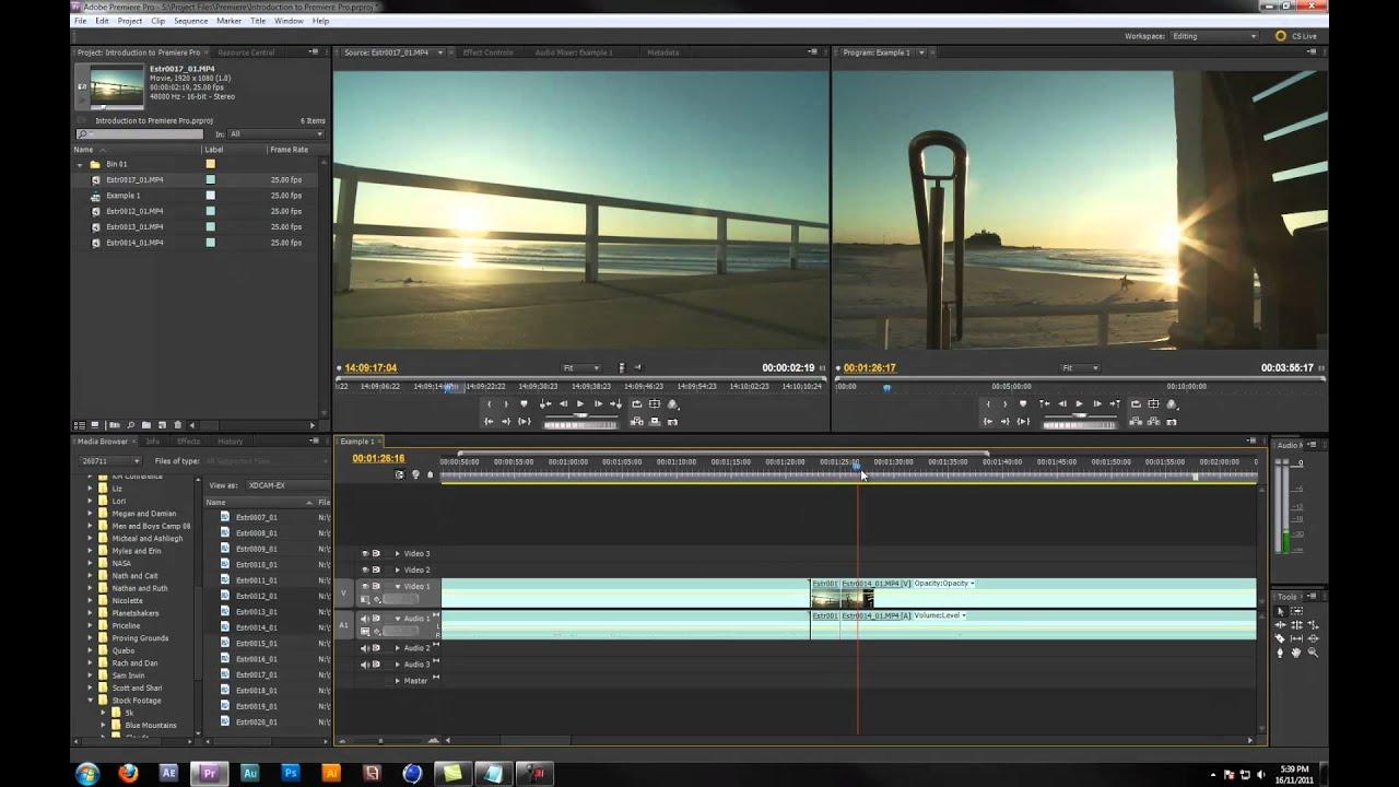 Adobe Premiere Pro Cs5 5